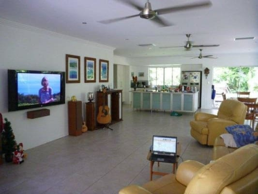 $180, Share-house, 5 bathrooms, Buckley Street, Yorkeys Knob QLD 4878