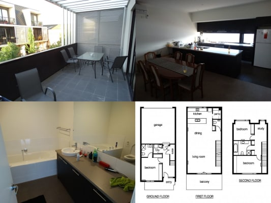 $189, Share-house, 3 bathrooms, Hewitt Avenue, Footscray VIC 3011