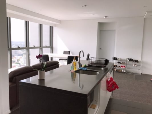 $160, Flatshare, 3 bathrooms, Adelaide Street, Brisbane City QLD 4000