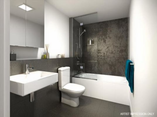 Property for rent in brewers street bowen hills br Bathroom designs for small flats in india