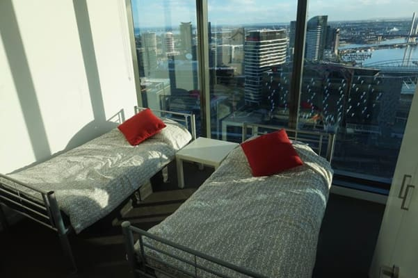 $200, Flatshare, 2 bathrooms, Spencer Street, Melbourne VIC 3000