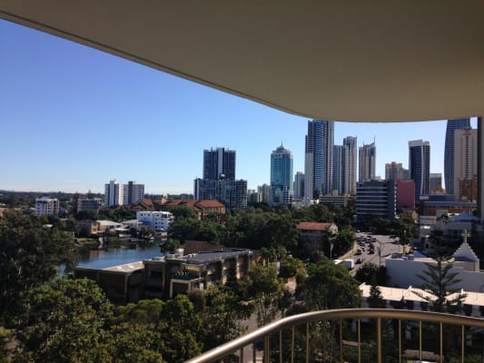 $150, Flatshare, 2 bathrooms, Enderley Avenue, Surfers Paradise QLD 4217