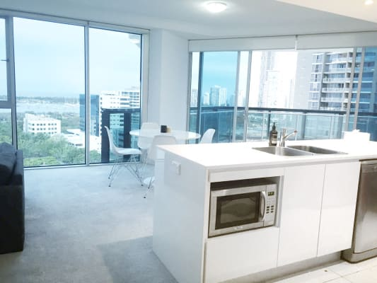 $350, 1-bed, 2 rooms, Lawson Street, Southport QLD 4215, Lawson Street, Southport QLD 4215