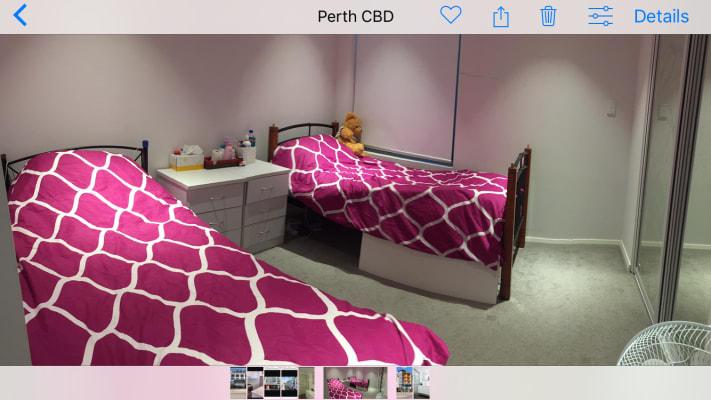 $135, Flatshare, 3 bathrooms, Newcastle St, Perth WA 6000