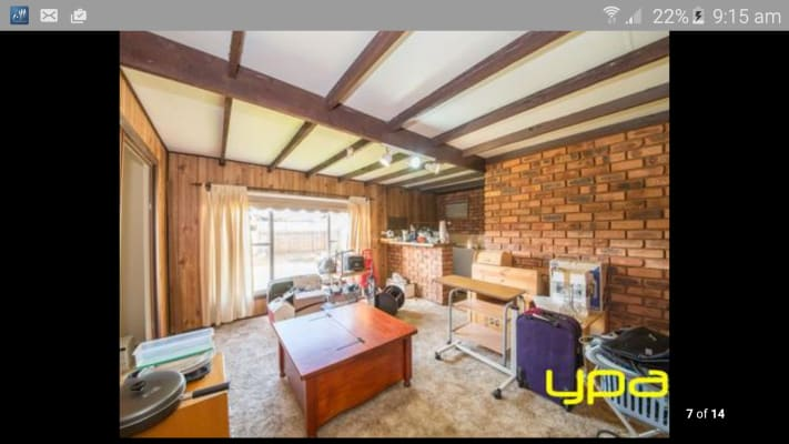 $200, 1-bed, 1 bathroom, Freda Street, Broadmeadows VIC 3047