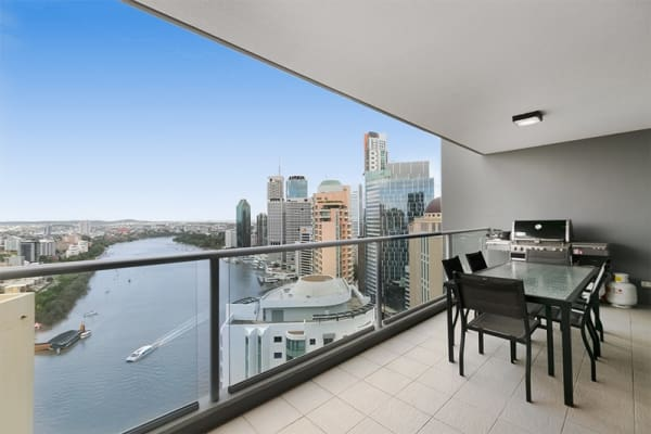 $180, Flatshare, 3 bathrooms, Macrossan Street, Brisbane City QLD 4000