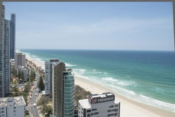 $240, Flatshare, 2 bathrooms, Northcliffe Terrace, Surfers Paradise QLD 4217
