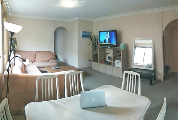 $175, Flatshare, 2 bathrooms, Francis Street, Bondi Beach NSW 2026