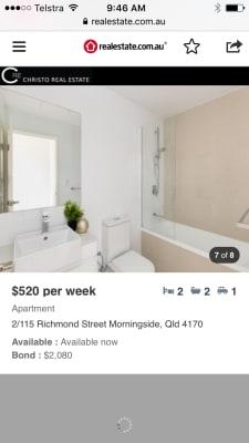 $200, Flatshare, 2 bathrooms, Richmond Road, Morningside QLD 4170
