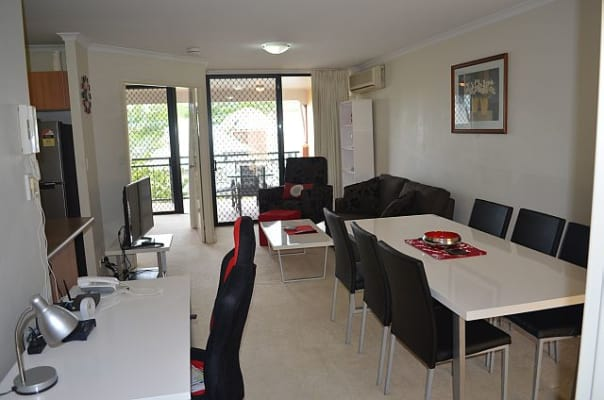 $310, Flatshare, 2 bathrooms, Saint Pauls Terrace, Spring Hill QLD 4000