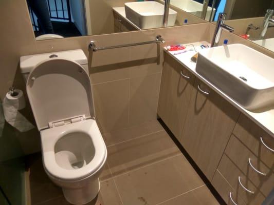 $140, Flatshare, 2 bathrooms, Spencer Street, West Melbourne VIC 3003
