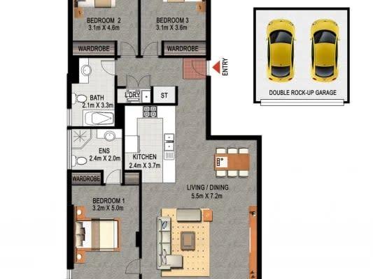 $320, Flatshare, 3 bathrooms, Amalfi Drive, Wentworth Point NSW 2127
