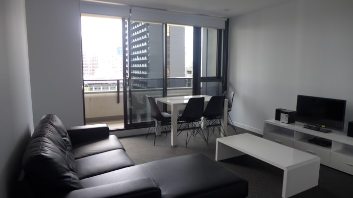 $240, Flatshare, 2 bathrooms, Abeckett Street, Melbourne VIC 3000