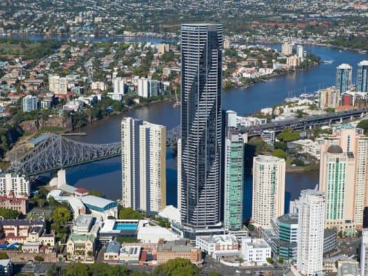 $295, Flatshare, 2 bathrooms, Adelaide Street, Brisbane City QLD 4000