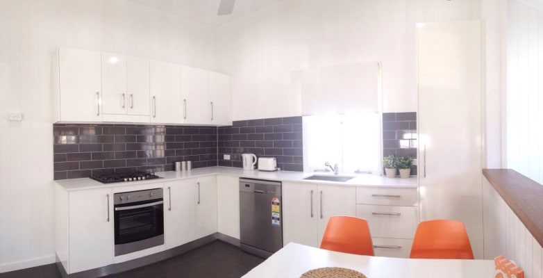 $190, Share-house, 3 bathrooms, Allen Street, Hamilton QLD 4007