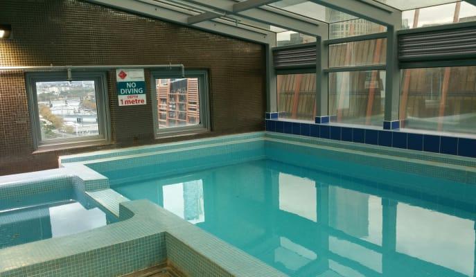 $110, Flatshare, 2 bathrooms, Flinders Street, Melbourne VIC 3000