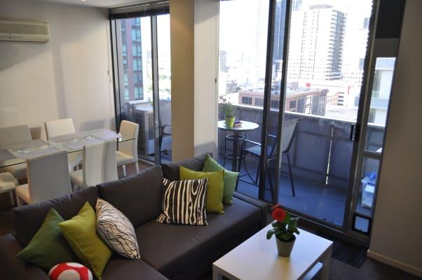 $175, Flatshare, 2 bathrooms, Wills Street, Melbourne VIC 3000