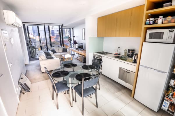 $190, Flatshare, 2 bathrooms, Flinders Street, Melbourne VIC 3000