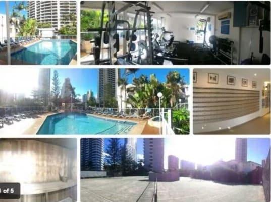 $140, Flatshare, 2 bathrooms, Enderley Avenue, Surfers Paradise QLD 4217