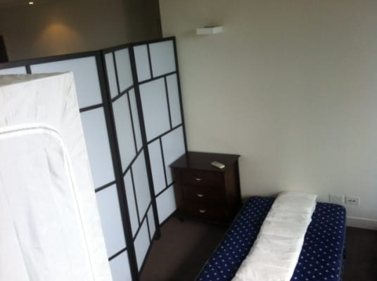 $190, Flatshare, 2 bathrooms, Spencer Street, Melbourne VIC 3000