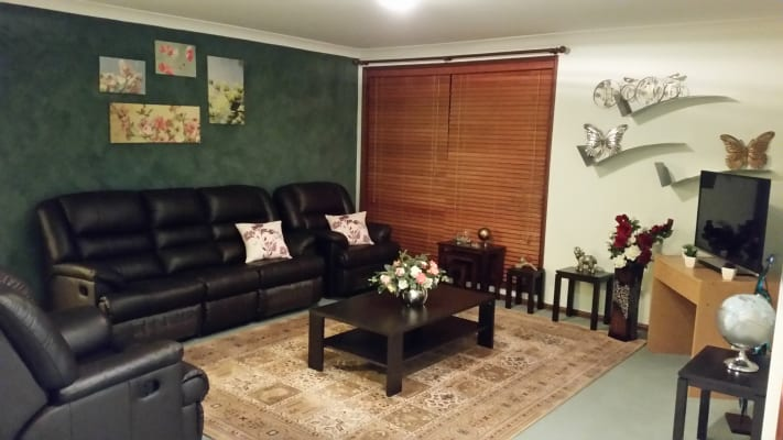 $210, Share-house, 3 bathrooms, Quamby Court, Wattle Grove NSW 2173