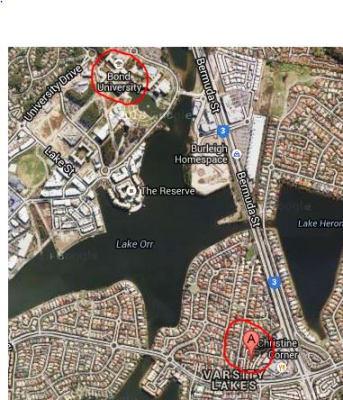 $170, Share-house, 3 bathrooms, Warbler Parade, Varsity Lakes QLD 4227