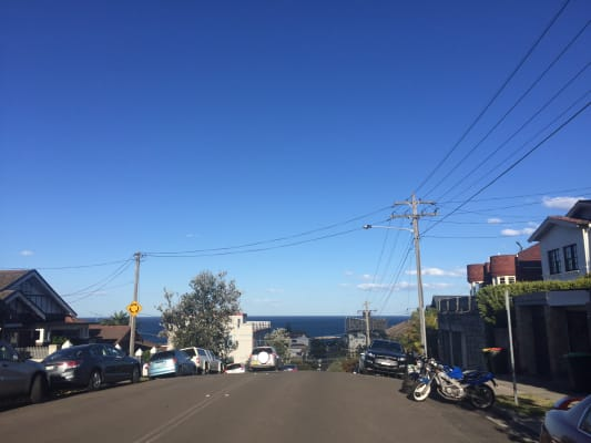 $330, Flatshare, 2 bathrooms, Dudley Street, Coogee NSW 2034