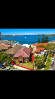 $285, Flatshare, 3 bathrooms, Lauderdale Avenue, Fairlight NSW 2094