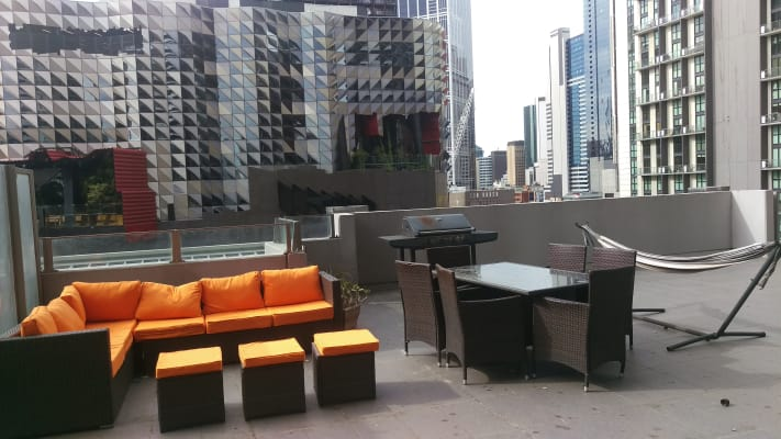 $200, Flatshare, 3 bathrooms, Swanston Street, Melbourne VIC 3000