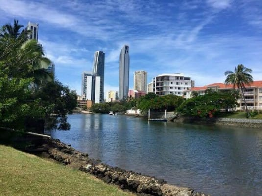 $117, Flatshare, 2 bathrooms, Peninsular Drive, Surfers Paradise QLD 4217