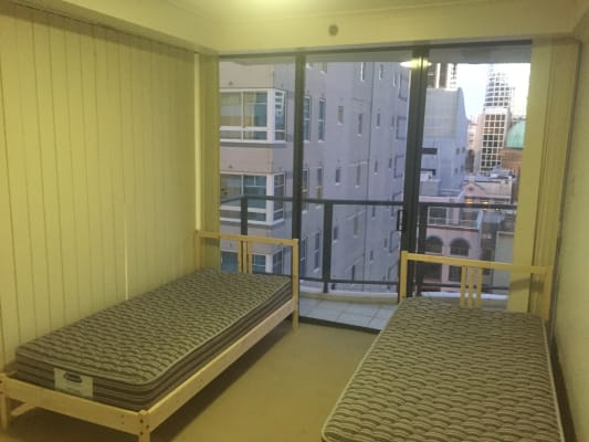 $275-350, Flatshare, 2 rooms, Sussex Street, Sydney NSW 2000, Sussex Street, Sydney NSW 2000