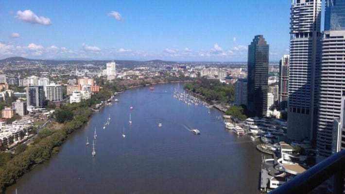 $320-340, Flatshare, 2 rooms, Queen Street, Brisbane City QLD 4000, Queen Street, Brisbane City QLD 4000