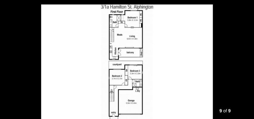 $209, Share-house, 3 bathrooms, Hamilton Street, Alphington VIC 3078