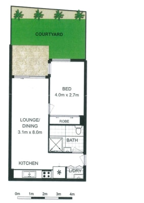 $650, 1-bed, 1 bathroom, Botany Street, Randwick NSW 2031