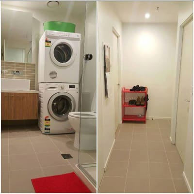 $175-185, Flatshare, 2 rooms, Sutherland Street, Melbourne VIC 3000, Sutherland Street, Melbourne VIC 3000