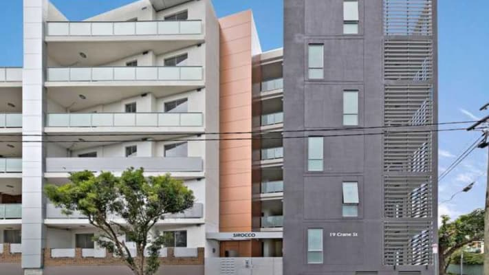 $490, 1-bed, 1 bathroom, Crane Street, Homebush NSW 2140