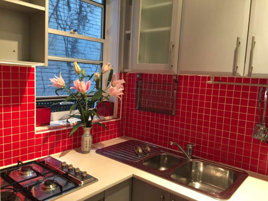 $370, Flatshare, 2 bathrooms, Ward Avenue, Potts Point NSW 2011