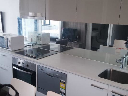 $125, Flatshare, 2 bathrooms, Spencer Street, Melbourne VIC 3000