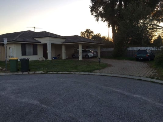 $125, Share-house, 4 bathrooms, Gambar Court, Bentley WA 6102