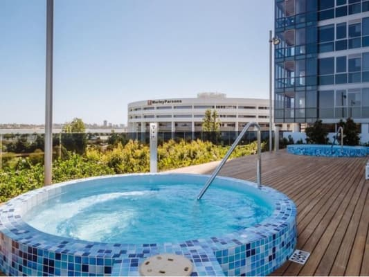 $295, Studio, 1 bathroom, Adelaide Terrace, East Perth WA 6004