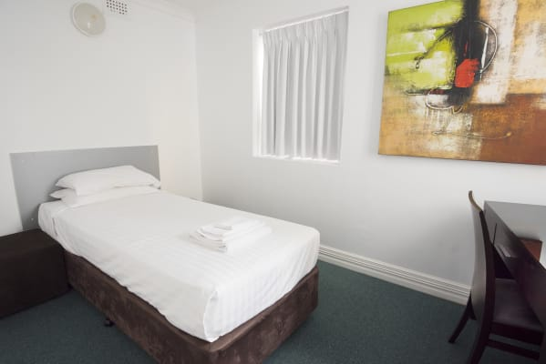$125-200, Student-accommodation, 3 rooms, Wellington Street, Perth WA 6000, Wellington Street, Perth WA 6000