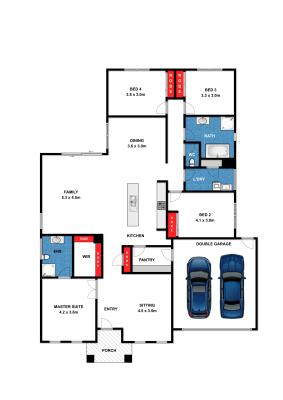 $250, Share-house, 5 bathrooms, Swallowtail Drive, Torquay VIC 3228