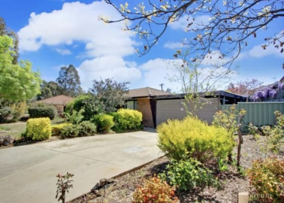 $230, Share-house, 3 bathrooms, Connibere Crescent, Oxley ACT 2903