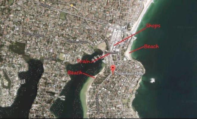 $215, Flatshare, 2 bathrooms, Nicholson Parade, Cronulla NSW 2230