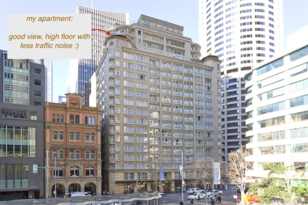 $450, Flatshare, 3 bathrooms, Bond Street, Sydney NSW 2000