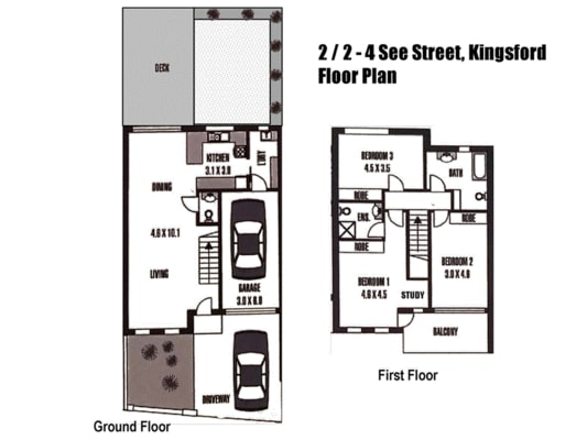 $350, Share-house, 3 bathrooms, See Street, Kingsford NSW 2032