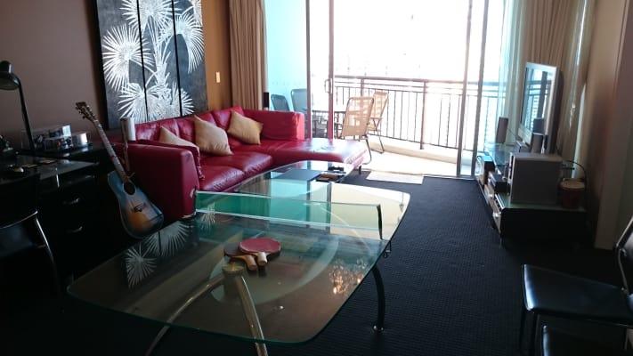 $160, Flatshare, 2 bathrooms, Ferny Avenue, Surfers Paradise QLD 4217