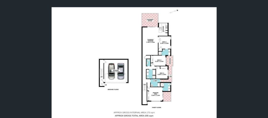 $250, Share-house, 2 rooms, Lackeen Street, Everton Park QLD 4053, Lackeen Street, Everton Park QLD 4053