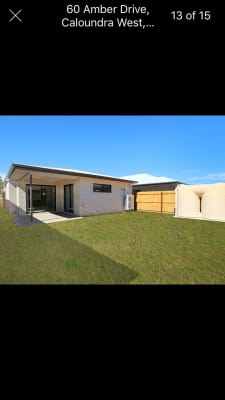 $180, Share-house, 3 bathrooms, Amber Drive, Caloundra West QLD 4551