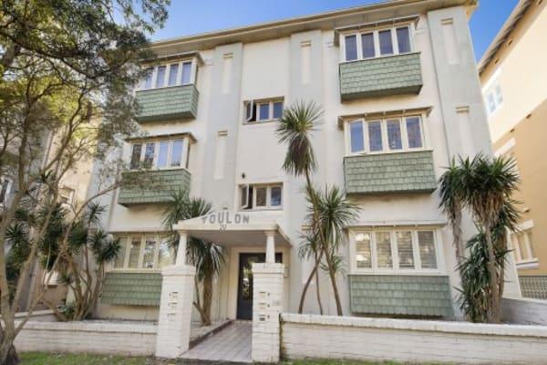 $350, Flatshare, 2 bathrooms, Beach Road, Bondi Beach NSW 2026